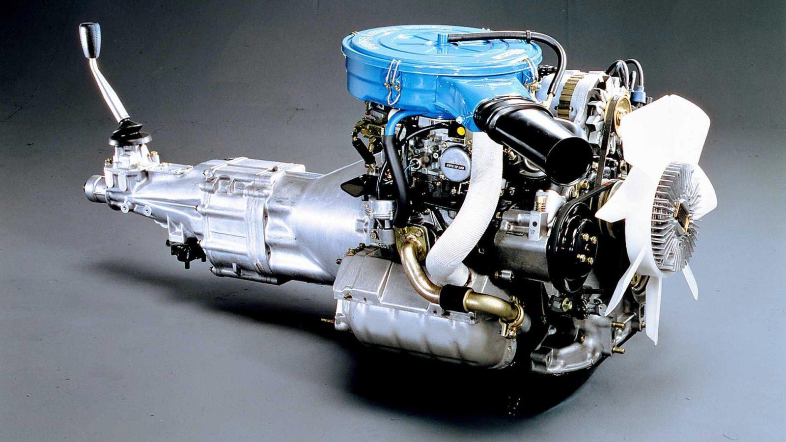 Wankel motor za Mazdu RX7 [1978]