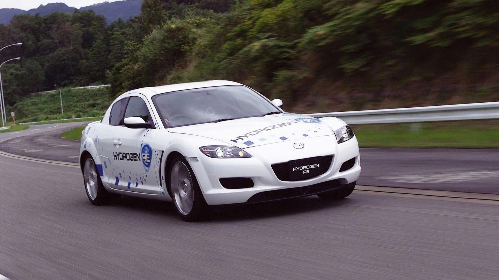 Mazda RX8 Hydrogen