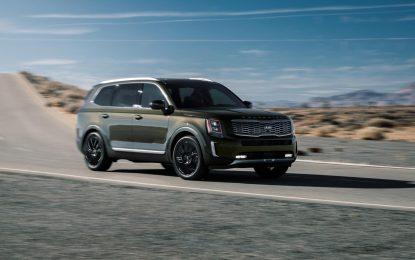 Kia Telluride proglašen svjetskim automobilom godine (World Car Of The Year)