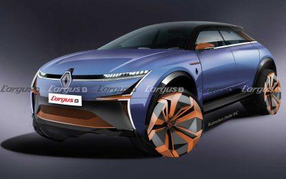 Renault priprema električni crossover sa dosegom od 600 km
