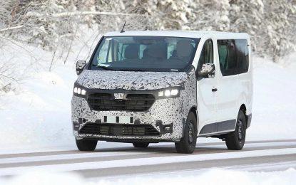 U pripremi nova modelska generacija Renaulta Trafic?