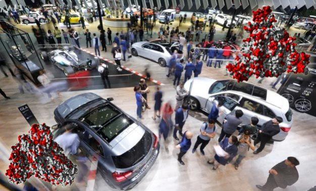 Sajam automobila u Pekingu odgođen za septembar