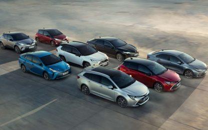 Toyota globalno prodala više od 15 miliona hibridnih automobila