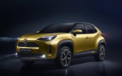 Toyota predstavila potpuno novi kompaktni SUV – Yaris Cross [Galerija i Video]