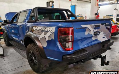 RGMotorsport Ford Ranger Raptor sa 244 KS