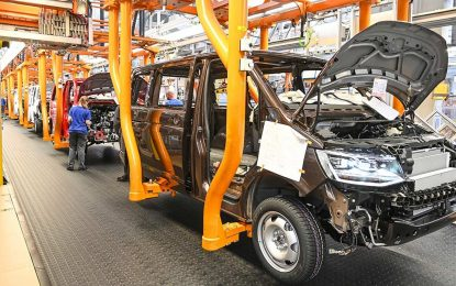 Nakon pet sedmica mirovanja uzrokovanih virusom Corona, Volkswagen restartuje i proizvodnju privrednih vozila