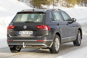 Redizajnirani Volkswagen Tiguan mogao bi stići već najesen