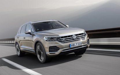 Volkswagen Touareg V8 TDI sa emisijom NOx 75% ispod Euro 6