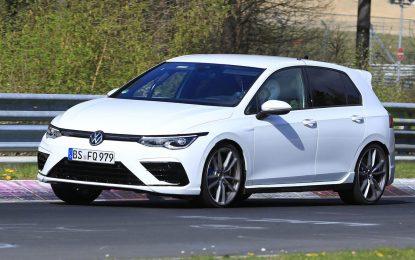 Volkswagen Golf R u finalnoj razvojnoj fazi
