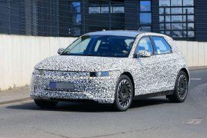 Hyundai 45 EV – testovi na Nürburgringu