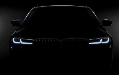 Uskoro premijera BMW-a serije 5