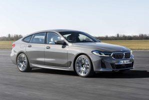 BMW predstavio redizajniranu 6 Series Gran Turismo [Galerija]