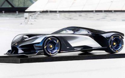 Bugatti La Finale Concept – umjetnička vizija za kraj ere sa motorima SUS