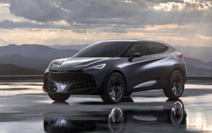 Cupra Tavascan Electric Concept osvojila nagradu 2020 Automotive Brand Contest u konkurenciji konceptnih automobila