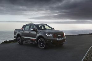 Ford Ranger Thunder – samo za 4.500 sretnika [Galerija i Video]