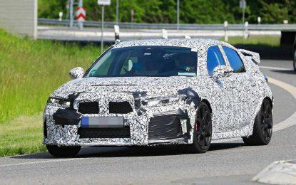 Honda Civic Type R stiže 2022. godine