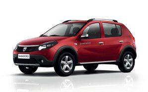 Dacia Sandero Stepway [2009]
