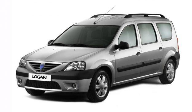 Dacia Logan MCV [2006]