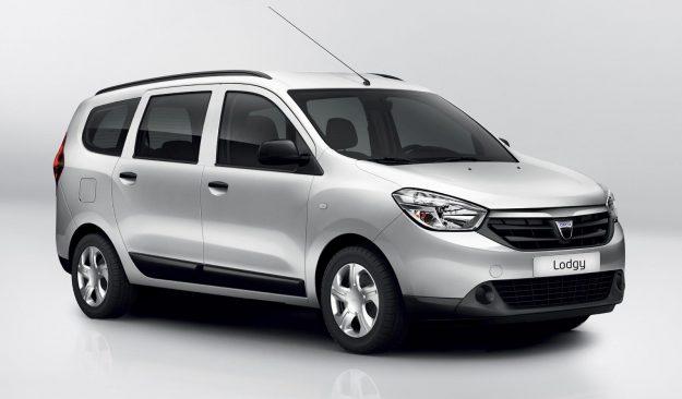 Dacia Lodgy [2012]