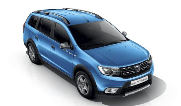 Dacia Logan MCV Stepway [2017]