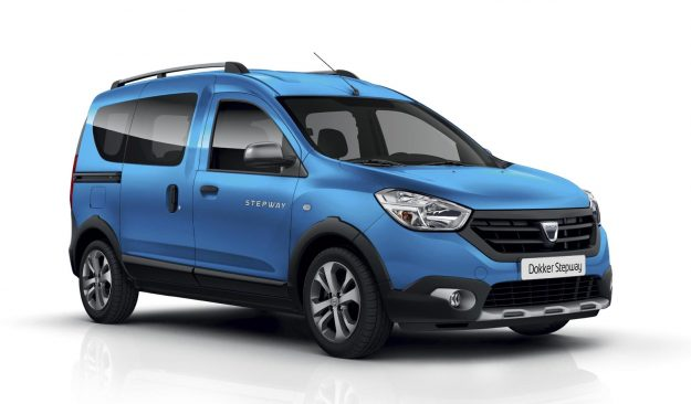 Dacia Dokker Stepway [2014]