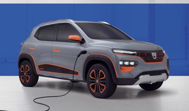 Dacia Spring Show Car [2020]