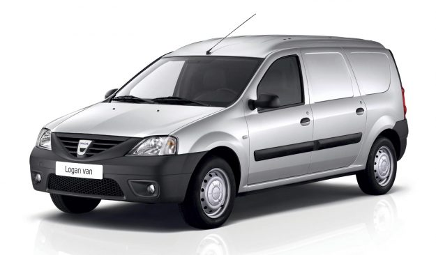 Dacia Logan Van [2007]