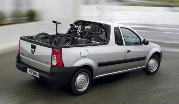 Dacia Logan Pick-up [2008]