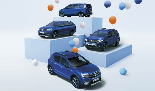 Dacia Anniversary Special Series [2020]