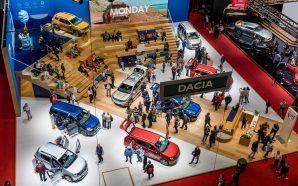 Dacia Stand Geneva Motorshow [2019]