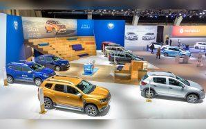 Dacia Stand Brussels Motorshow [2020]