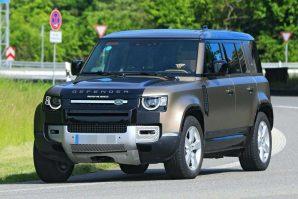 U pripremi novi Land Rover Defender V8 već na testovima po evropskim cestama
