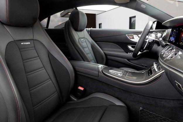Mercedes-Benz E-Class Coupe [2020]