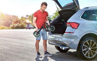Škoda Scooter – rješenje za mikromobilnost