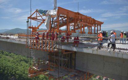 Spojen vijadukt Babina rijeka – najviši vijadukt na Koridoru 5C [Galerija]