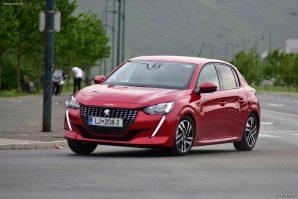 TEST – Peugeot 208 Allure 1.2 PureTech 100 S&S BVM6