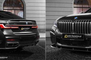 Auto-Dynamics BMW M760Li xDrive – uljepšavanje na poljski način [Galerija]