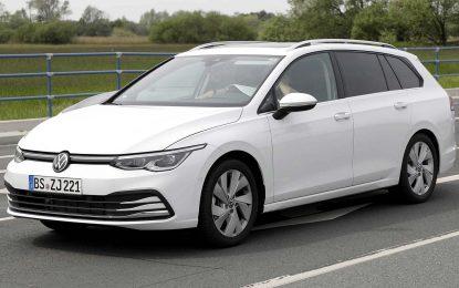 Volkswagen Golf Variant bi mogao biti predstavljen u četvrtom kvartalu ove godine