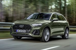 Novi izgled Audija Q5 [Galerija i Video]