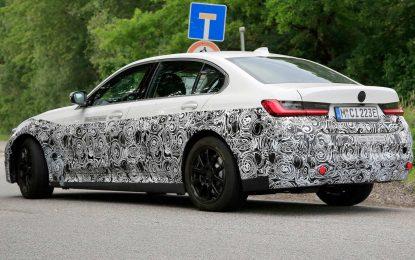 BMW 3, ali na struju