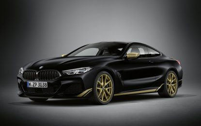 BMW 8 Series Golden Thunder Edition