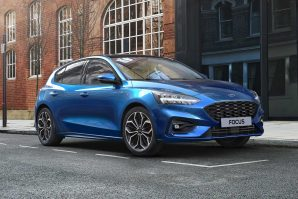 Ford Focus u procesu blage hibridizacije [Video]
