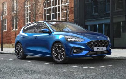 Ford Focus u procesu blage hibridizacije [Video]