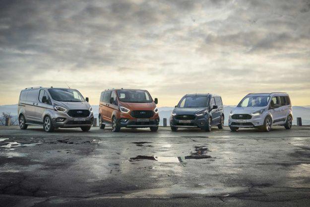 Ford Tourneo Transit Active [Range 2020]