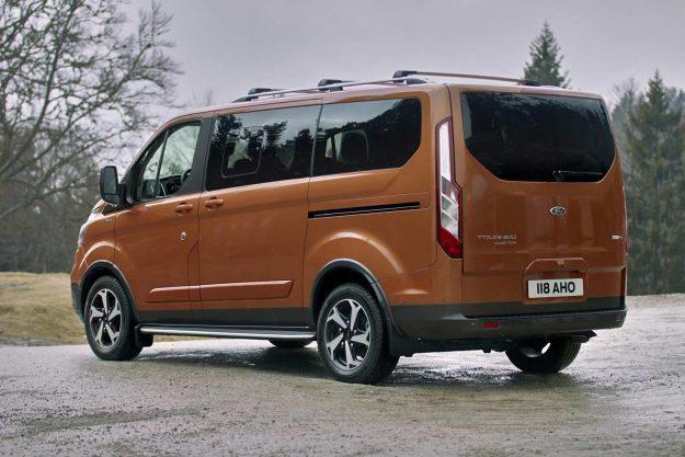 Ford Tourneo Custom Active [2020]