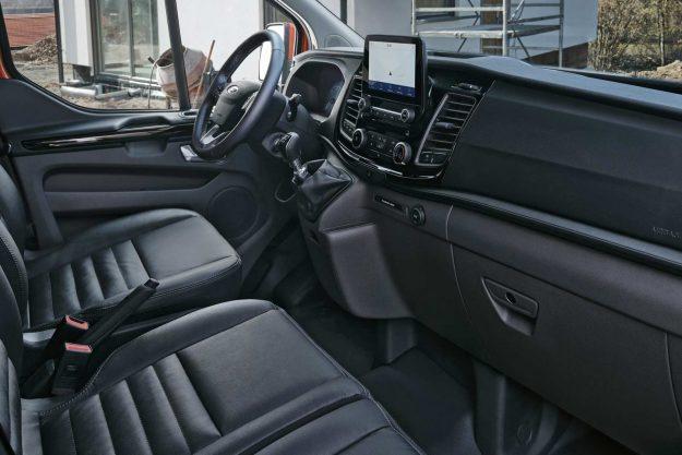 Ford Transit Custom Trail [2020]