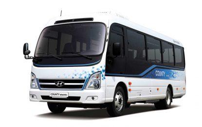 Hyundai County Electric Minibus – prvi električni minibus