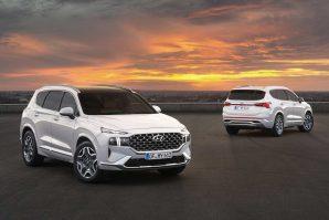 Hyundai predstavio redizajnirani Santa Fe, s puno stilskih i tehničkih noviteta [Galerija i Video]