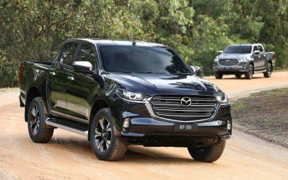 Predstavljen redizajnirani pick-up Mazda BT-50: prvi redizajn nakon devet godina [Galerija i Video]