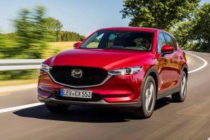 Mazda CX-5 dobija još jedno osvježenje [Galerija i Video]
